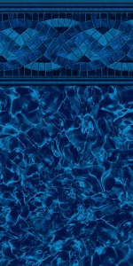 Merlin-Royal-Island-Sea-Storm pool liner