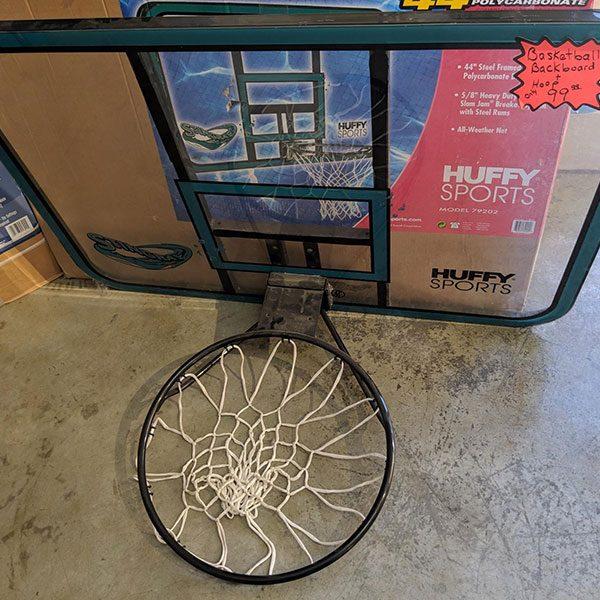 Huffy Basketball Set for pool